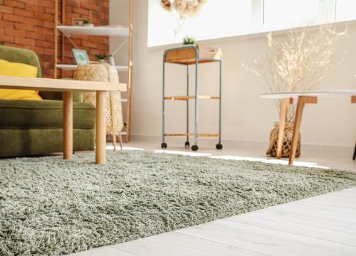 hoogpolige tapijten